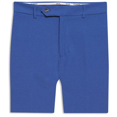Oscar Jacobson Nader Golf Shorts in Blue Grass Shorts Oscar Jacobson