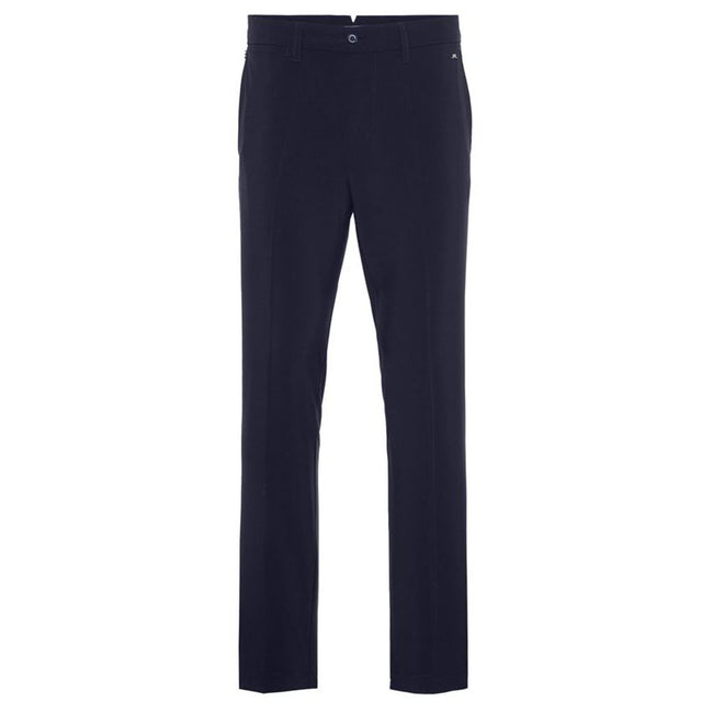 J. Lindeberg M Ellott Tight Micro Stretch Trousers in Navy