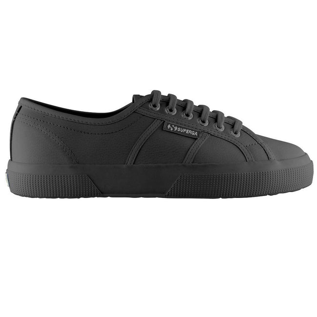 Superga 2750 EFGLU Shoes in Full Black