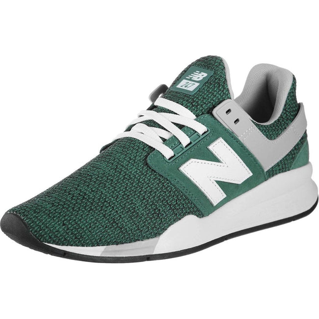 New Balance 247 Core Trainers in Dark Agave
