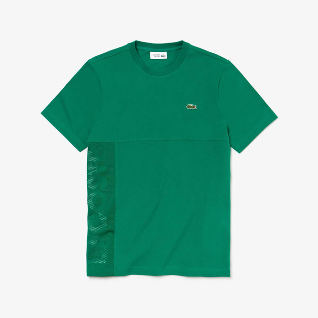 Lacoste Sport T-shirt in Green