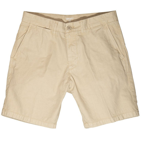 Carhartt John Shorts in Cotton Wall Shorts Edwards Menswear