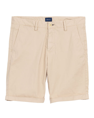 Gant Sunbleached Shorts in Dry Sand Shorts Gant