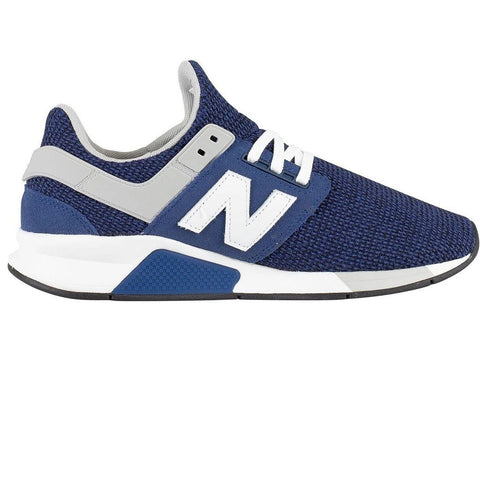 New Balance 247 Textured Trainers in Blue Trainers New Balance