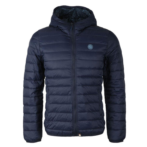 Pretty Green Barker Jacket in Blue Coats & Jackets Pretty Green