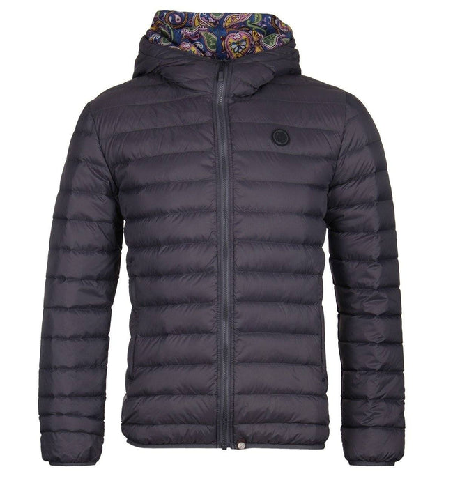 Pretty Green Barker Jacket in Grey Coats & Jackets Pretty Green