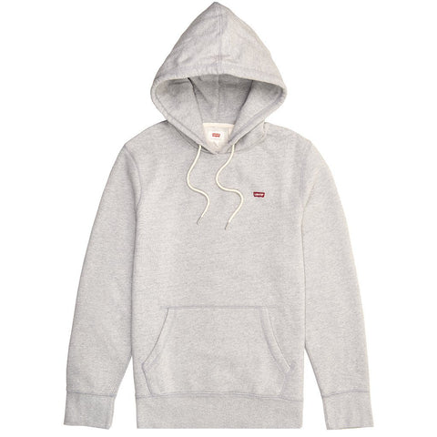 Levi's Original Pullover Hoodie in Medium Grey Hoodies Levi's