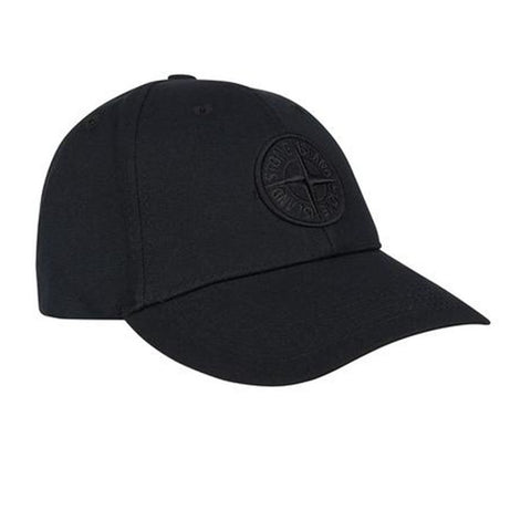 Cap in Black Hats Stone Island