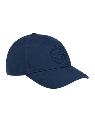 Cap in Navy Hats Stone Island