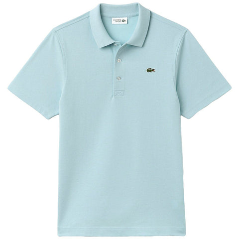 L1230-F8R Polo Shirt in Light Blue Polo Shirts Lacoste Sport