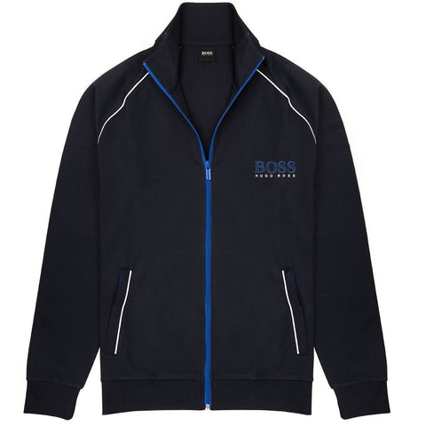 Tracksuit Jacket in Navy