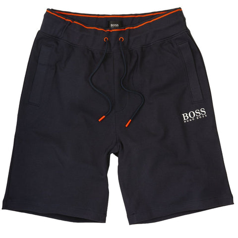 Loungewear Shorts in Dark Navy Shorts BOSS