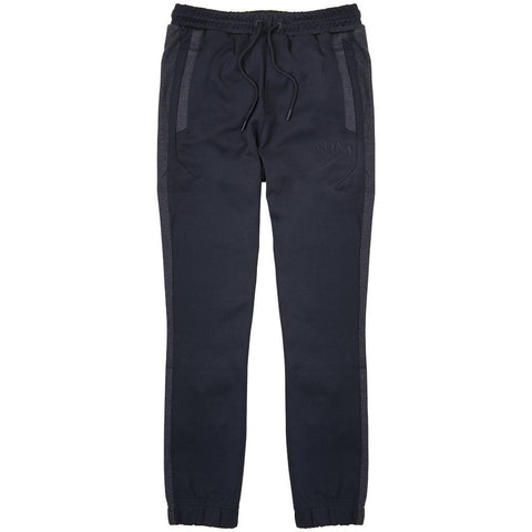 Hadiko Slim Fit Jogging Pant In Navy Joggers BOSS