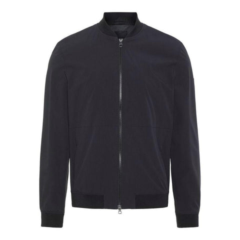 Thom Nylon Jacket in Black Coats & Jackets J. Lindeberg