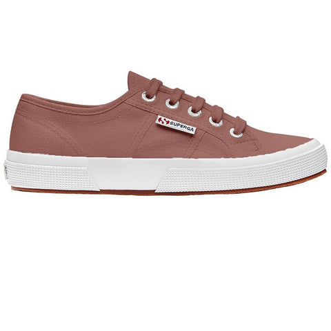 2750 COTU Classic Shoes in Brown Pinkish Trainers Superga Women's
