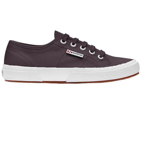 2750 COTU Classic Shoes in Red Dark Wine Trainers Superga Women's