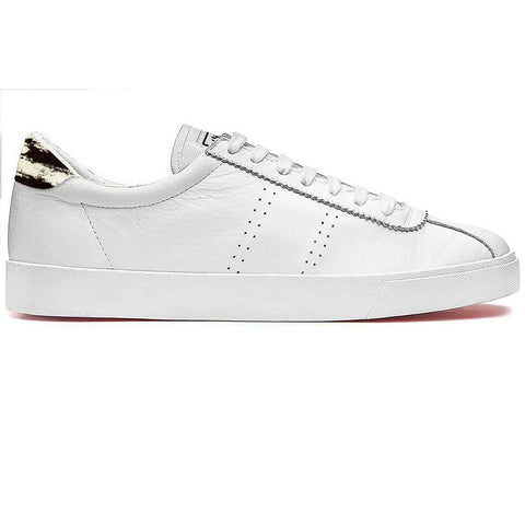 2843 SPORT Club S Shoes in White Birch Trainers Superga Women's