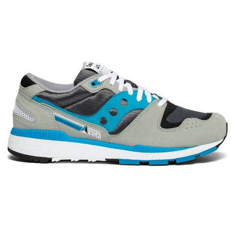 Azura Trainers in Grey/ Blue Trainers Saucony