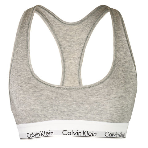 Bralette in Grey Heather Underwear Calvin Klein Women's