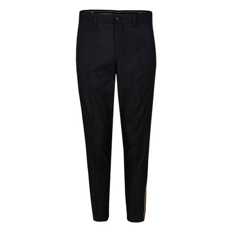 Reese-Light Poly Trouser in Black Trousers J. Lindeberg