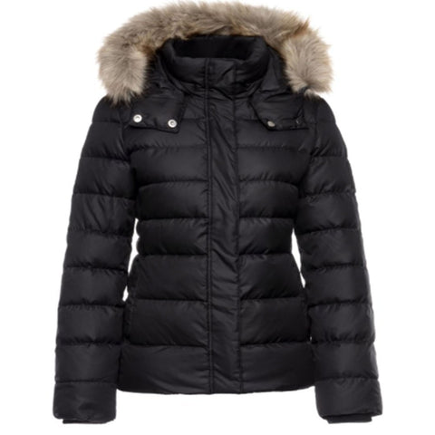 Essential Down Jacket In Black Coats & Jackets Calvin Klein Women's