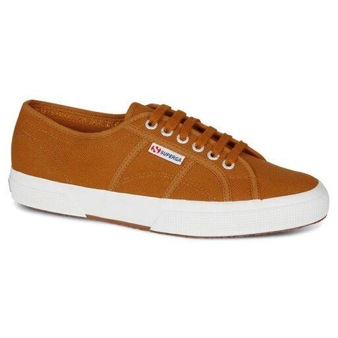 2750 Cotu Classic Trainers in Brown Curcuma Trainers Superga Women's