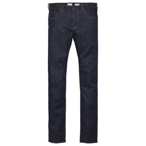 Bleecker Slim Fit Jeans in New Clean Rinse Jeans Tommy Hilfiger