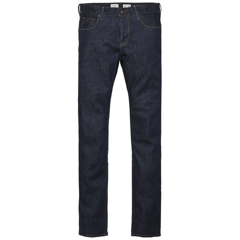 Denton Straight Jeans in New Clean Rinse Jeans Tommy Hilfiger