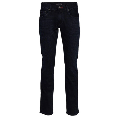 Denton Straight Leg Jean in Blue/ Black Jeans Tommy Hilfiger