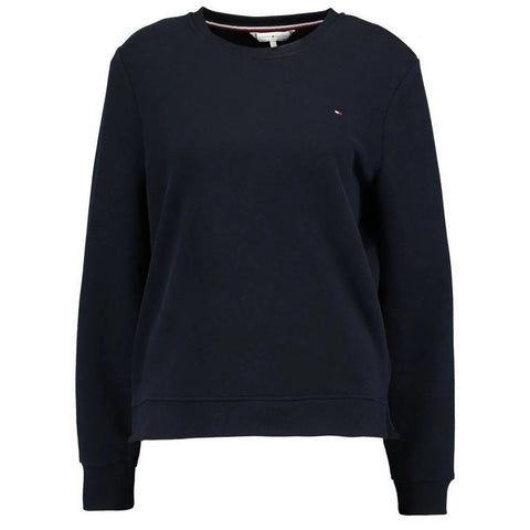 Heritage Crew Neck Sweatshirt in Midnight Women's Sweatshirt Tommy Hilfiger Women's