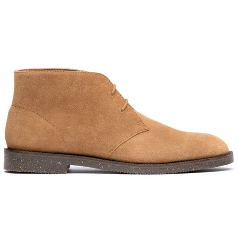 Karter Suede Chukka Boot in Camel Shoes H by Hudson