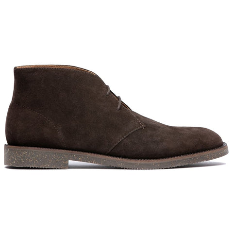 Karter Suede Chukka Boot in Brown Shoes H by Hudson