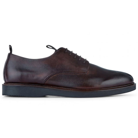 Barnstable Shoe in Brown Shoes H by Hudson
