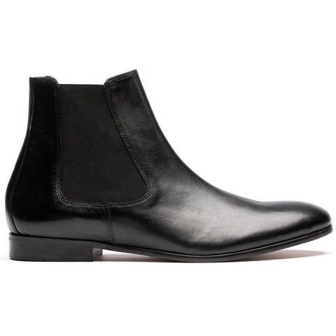 Craigavon Chelsea Boot in Black Shoes H by Hudson