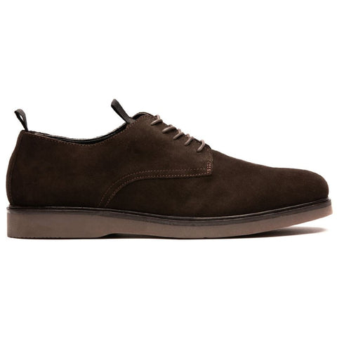 Barnstable Suede Shoe in Brown Shoes H by Hudson