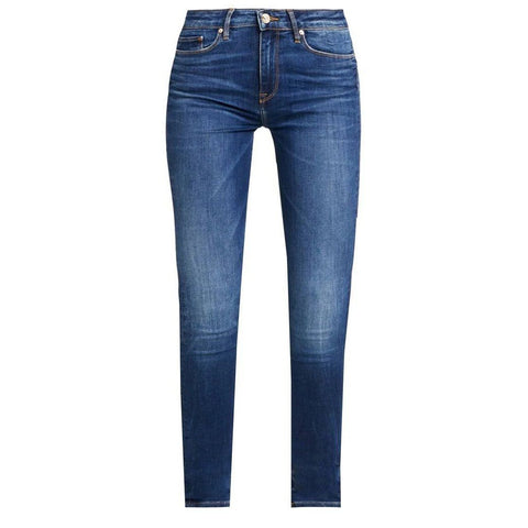Heritage Como Skinny Fit Faded Jeans in Doreen Blue Women's Jeans Tommy Hilfiger Women's
