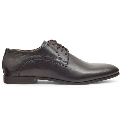Craigavon Derby Shoe in Brown Shoes H by Hudson