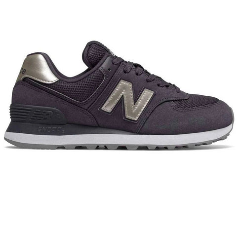 574 Trainers in Purple Trainers New Balance Women's