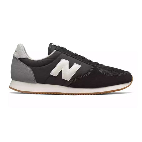 U220 Trainer in Black White Grey Trainers New Balance