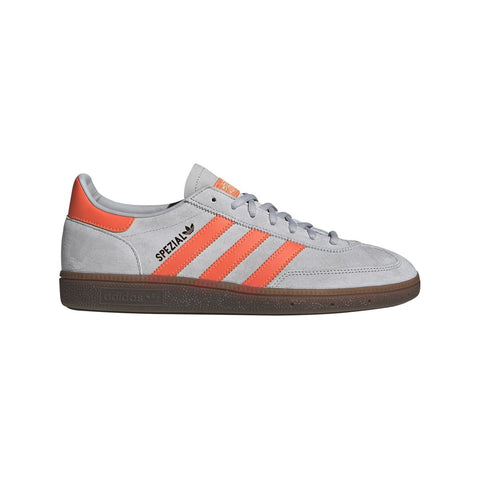 Handball Spezial Trainers in Grey Two / Gold Metallic Trainers adidas