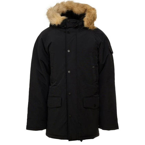 Anchorage Parka in Black/ Black Coats & Jackets Carhartt