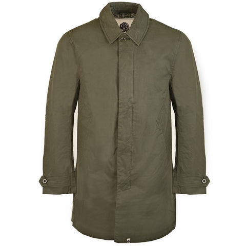 Button up mac in Green Coats & Jackets Pretty Green