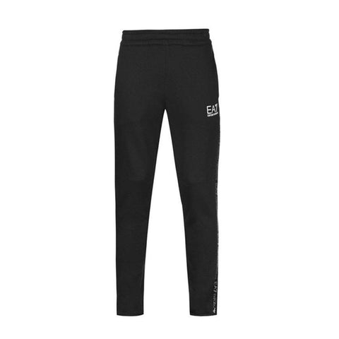 Taped Joggers in Black Joggers Emporio Armani EA7