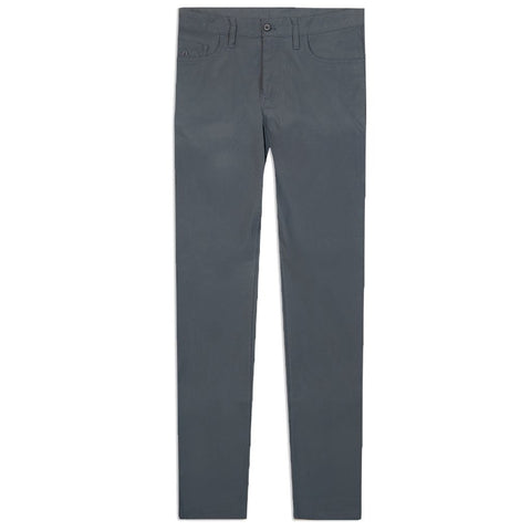 5 Panel Pant Schoeller Dry Trousers in Dark Grey Trousers J. Lindeberg