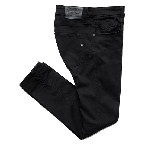 Replay Slim Fit Anbass Jeans in Black