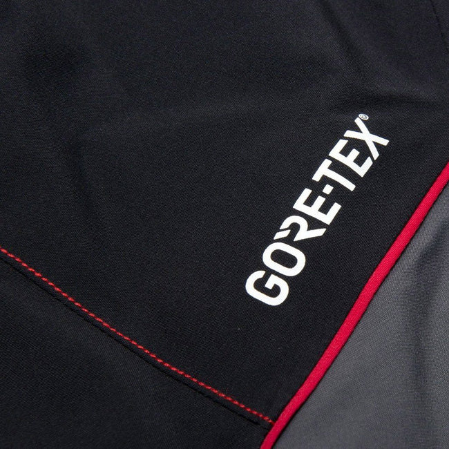 Galvin Green Ali Gore-Tex Paclite Short Sleeve Waterproof in Black / Iron Grey / Red Coats & Jackets Galvin Green
