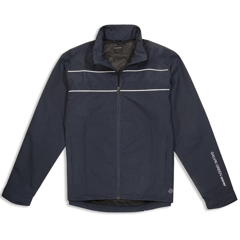 Galvin Green Aldo GORE-TEX Waterproof Golf Jacket in Navy Coats & Jackets Galvin Green