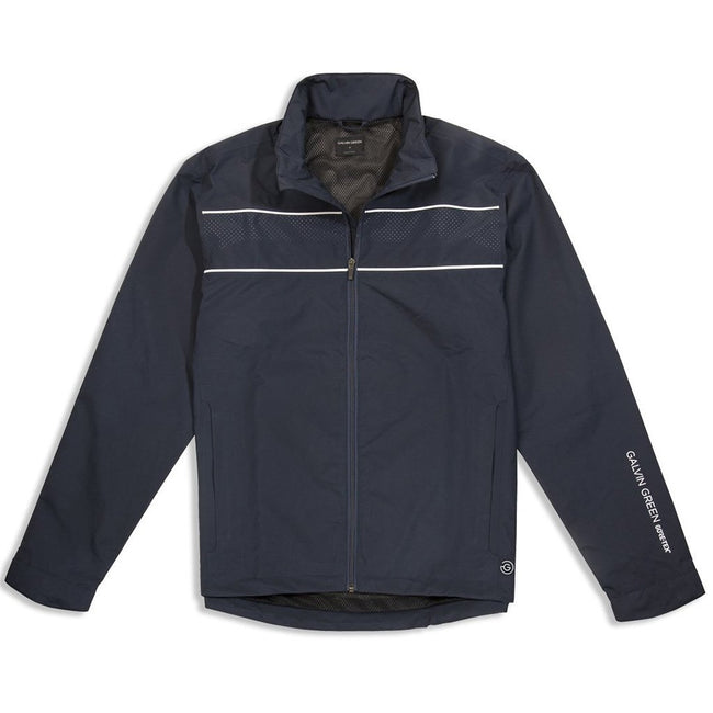 Galvin Green Aldo GORE-TEX Waterproof Golf Jacket in Navy