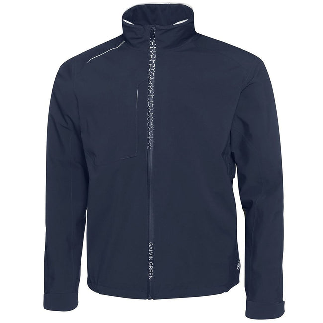Galvin Green Alfred Gore-Tex Waterproof Jacket in Navy / Snow