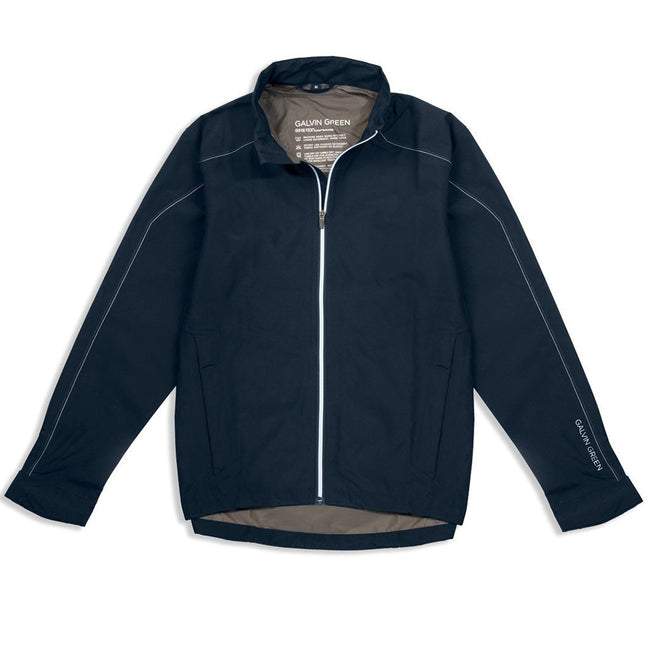 Galvin Green Alonzo GORE-TEX Paclite Waterproof Jacket in Navy Blue Coats & Jackets Galvin Green